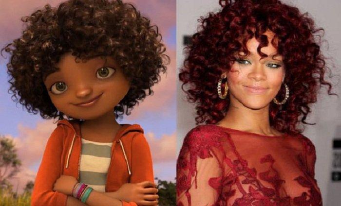 Актеры, которые «подарили» мультперсонажам не только свои голоса, но и внешность