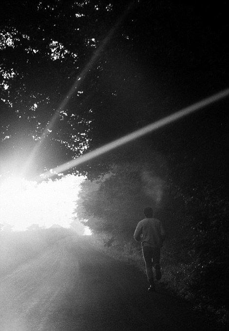 Фотографии Мохаммеда Али летом 1974 года перед боем с Джорджем Форманом (20 фото)