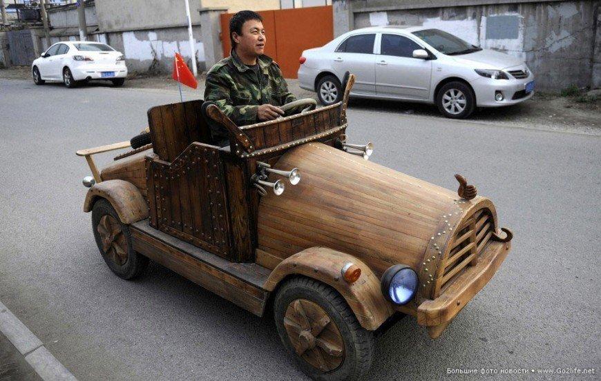 Умельцы из Китая