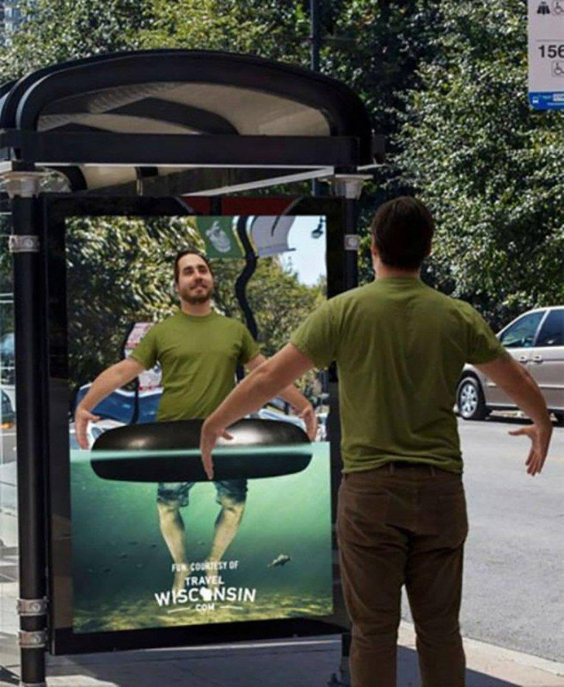 Шедевры наружной рекламы