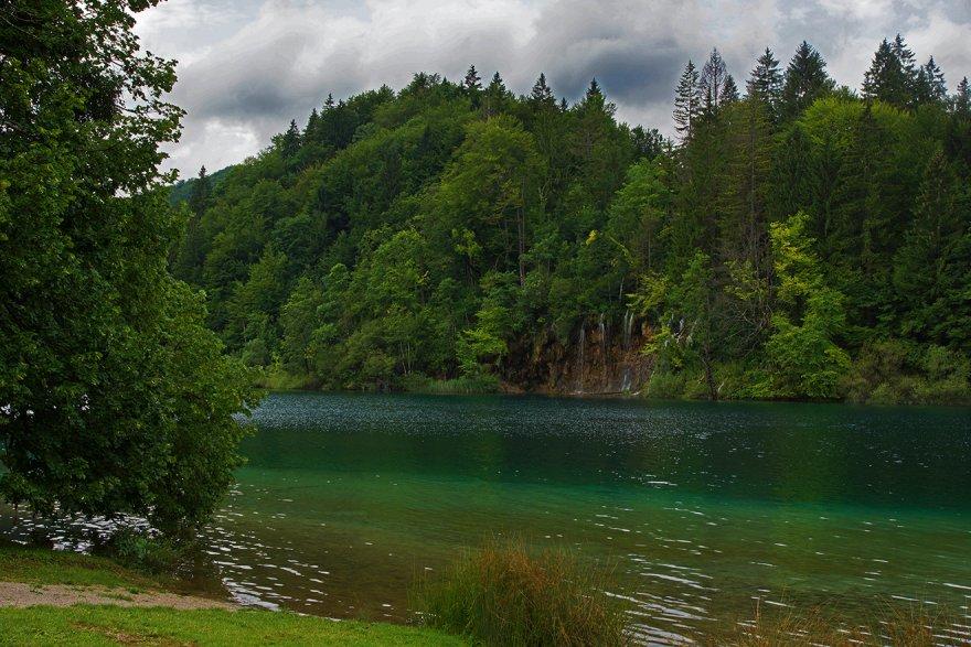 Потрясающие по красоте Плитвицкие озера