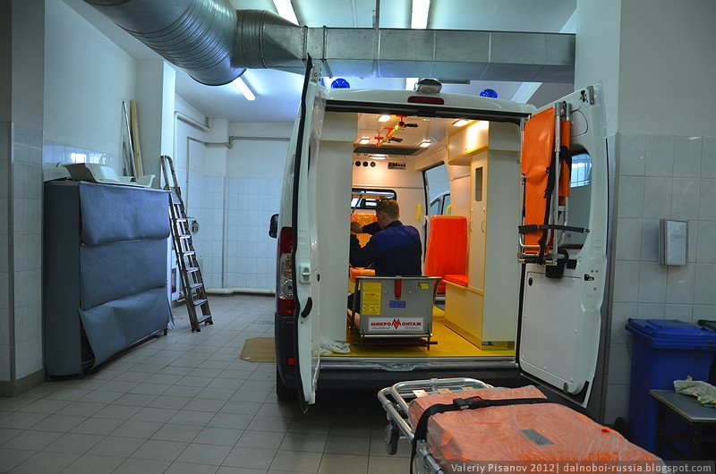 Cпецтехника для «Скорой помощи», МЧС и спецслужб