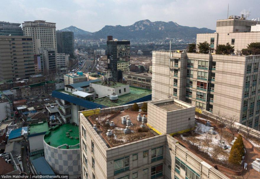 Небоскреб Lotte World Premium Tower в Южной Корее