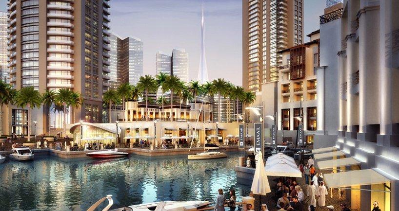 Cамое высокое здание в мире которое планируется построить в Дубае