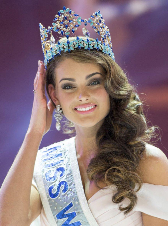 Самые красивые победительницы конкурса красоты «Мисс мира»