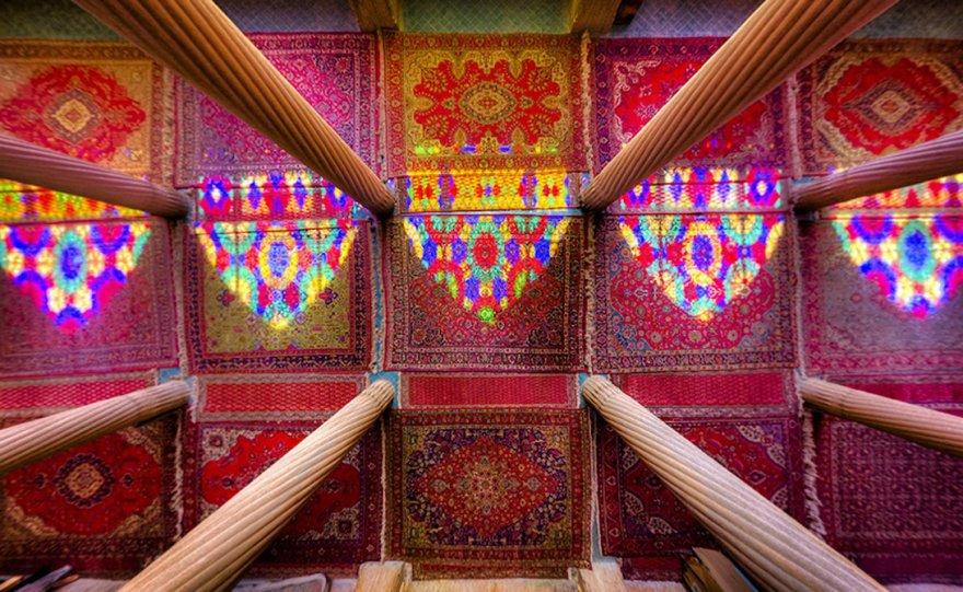 Необыкновенная красота иранских мечетей