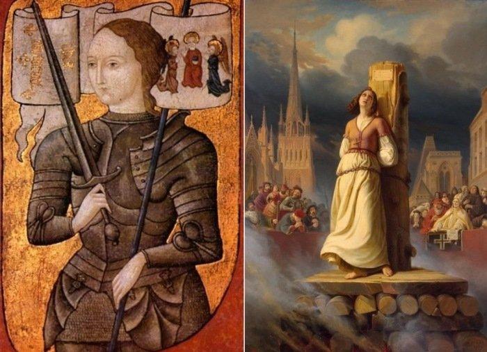 Почему Ватикан канонизировал Жанну д'Арк