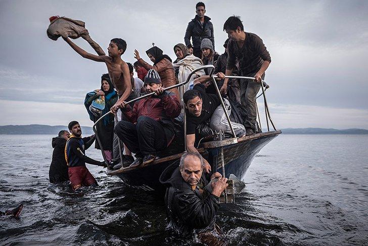 Фотожурналист Сергей Пономарев получил Пулитцеровскую премию