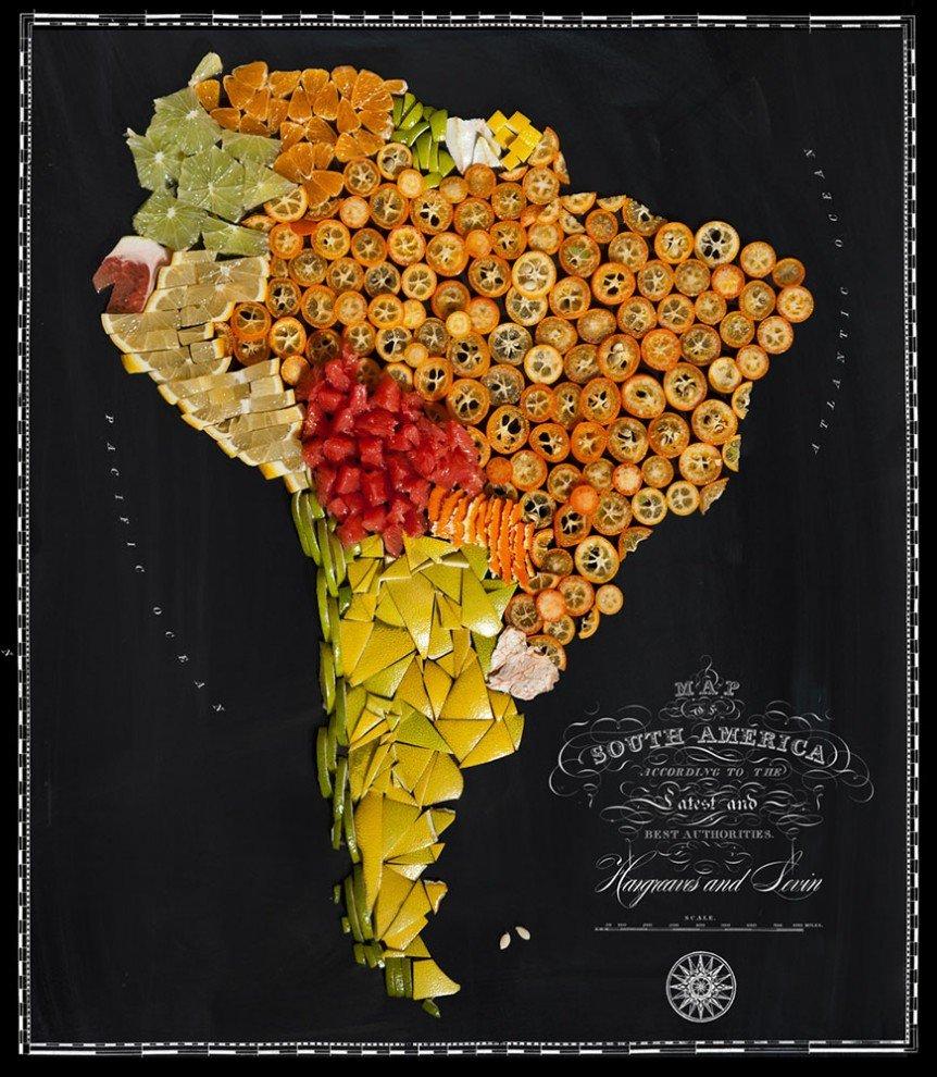 Разные страны мира на вкус