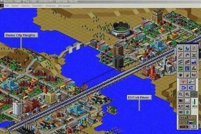 Подборка компьютерных игр нашего детства (39 фото)