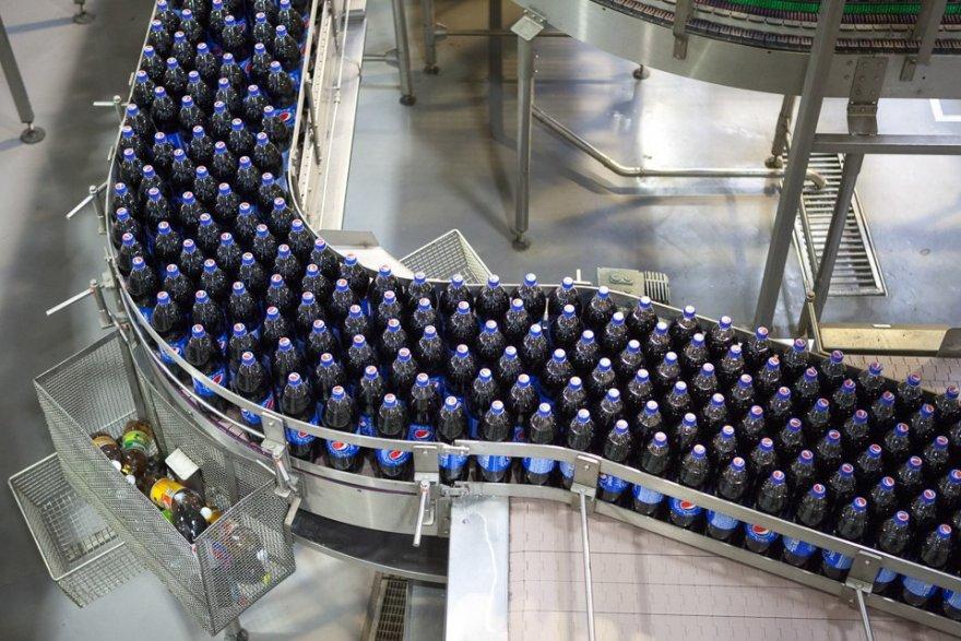 Производство пепси-колы