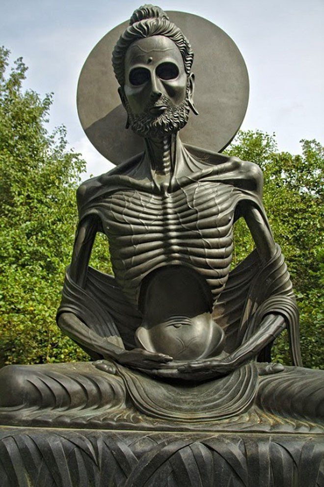 Сад скульптур в Ирландии, который изменит вашу жизнь
