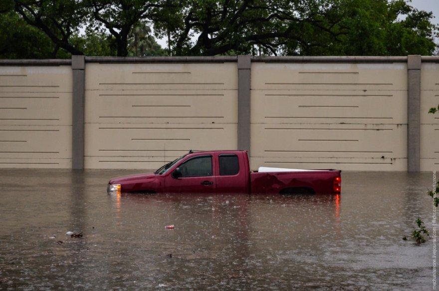 Наводнение в Хьюстоне