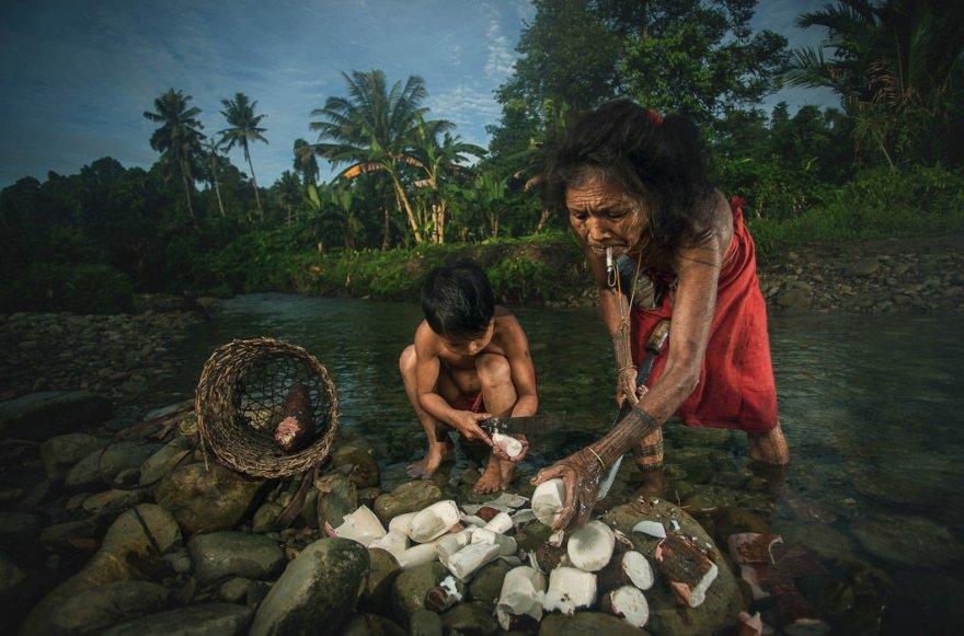 Красивые фото дикого племени