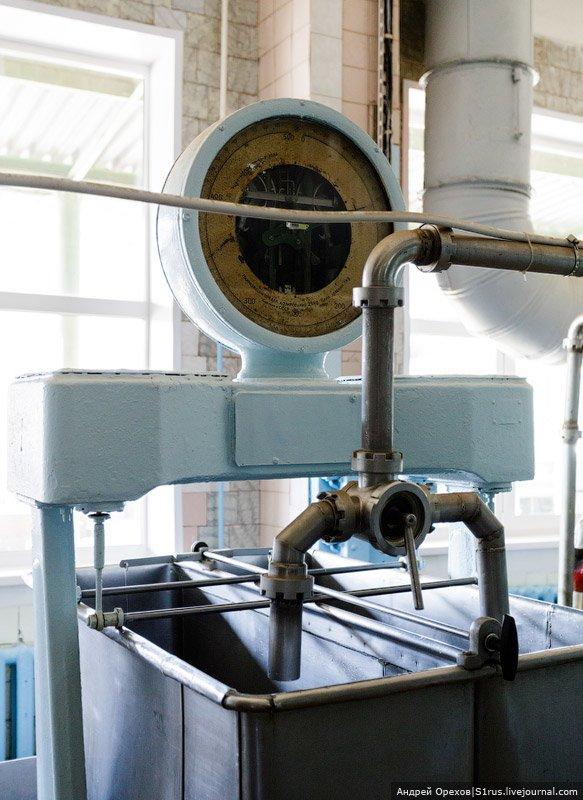 Процесс изготовления мороженого