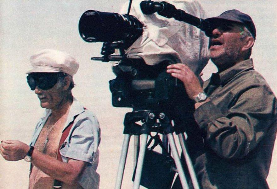 Съемкам фильма «Кин-дза-дза!» мешали инопланетяне