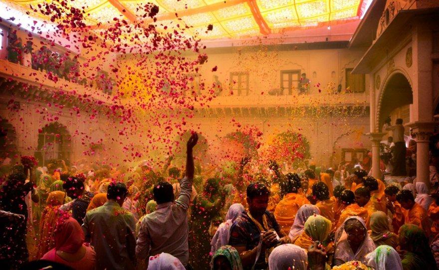 Холи – самый яркий праздник мира