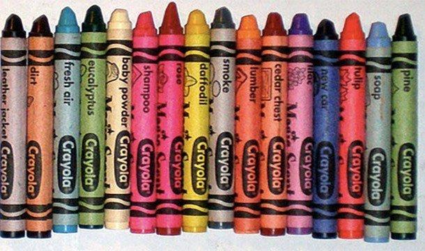 Интересные факты про цвета, о которых вы и не подозревали