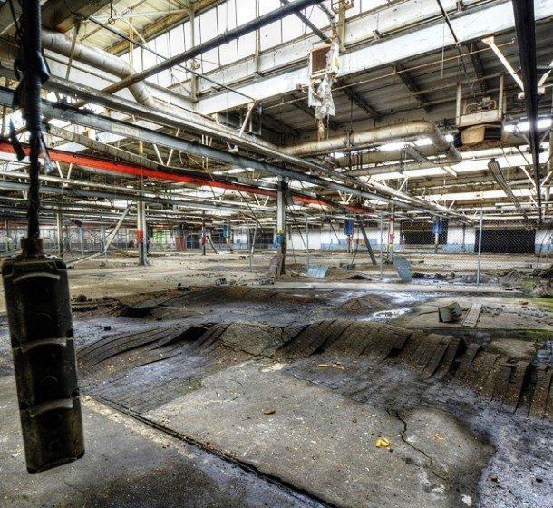 Фотографии заброшенных мест