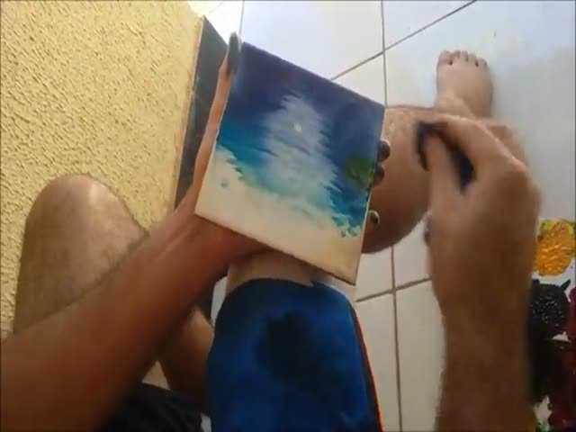 Cкоростная живопись