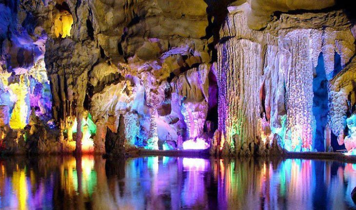 Cамые красивые пещеры мира