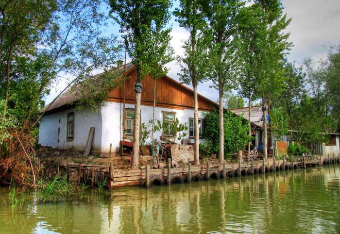 Самые красивые места Украины