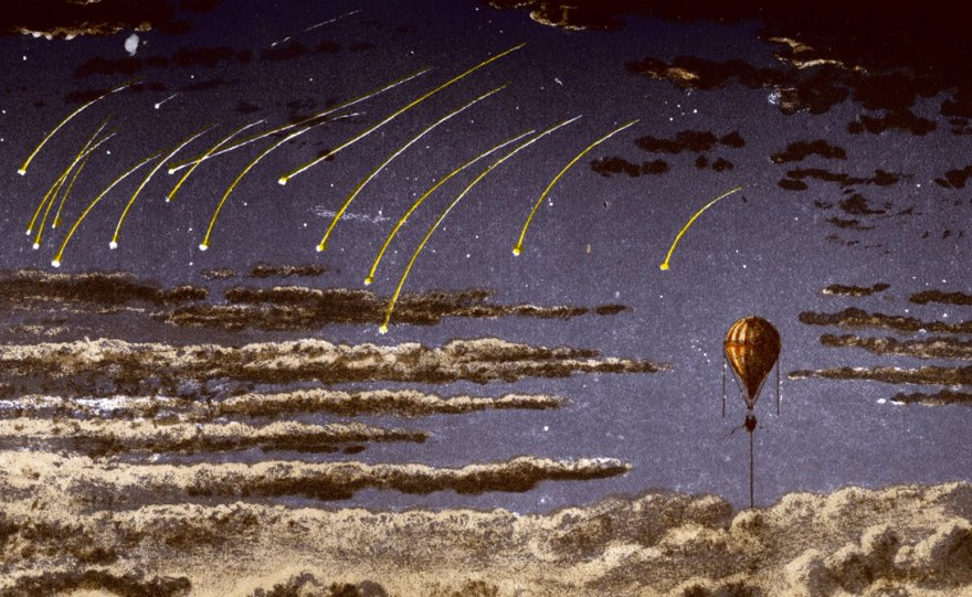 В космос на воздушном шаре