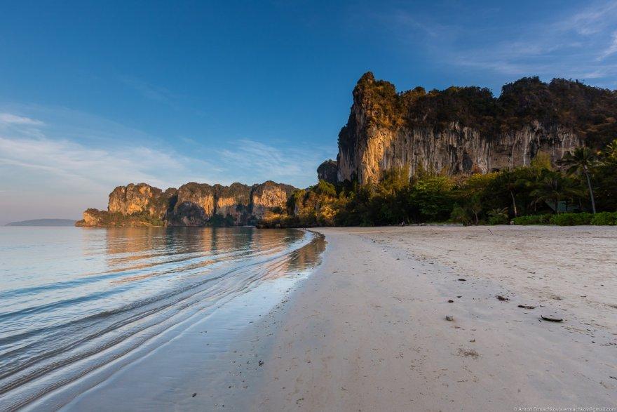 Пляж Рейли