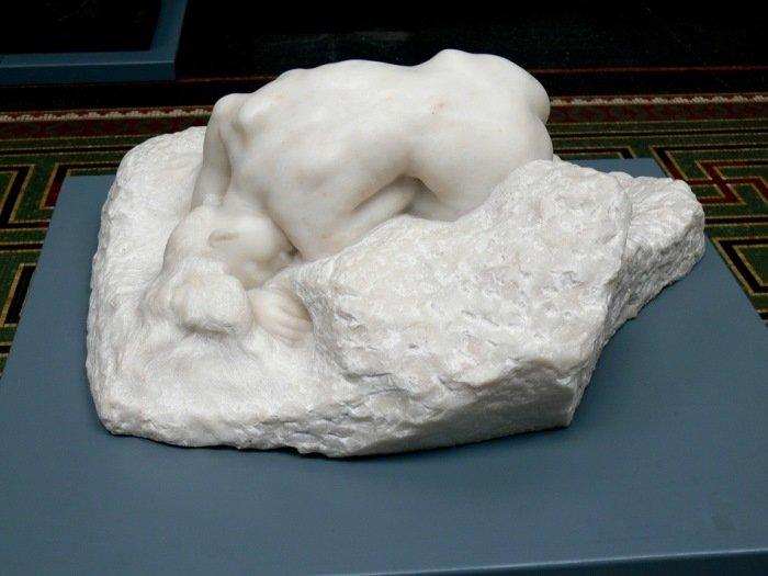 Кто вдохновил Родена на создание знаменитой скульптуры
