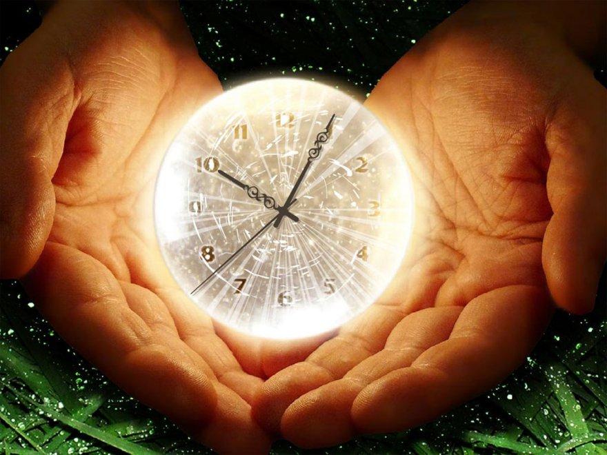 А что, если времени не существует?