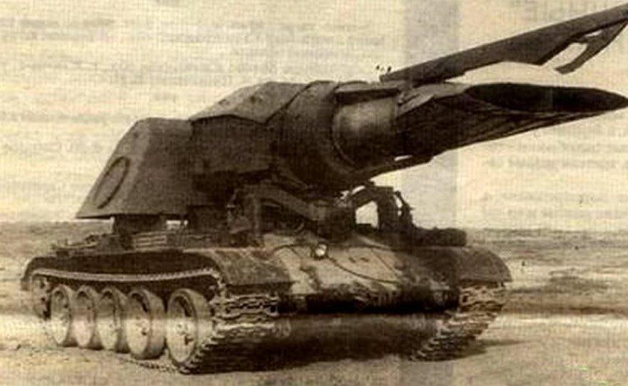 Пять самых странных боевых машин