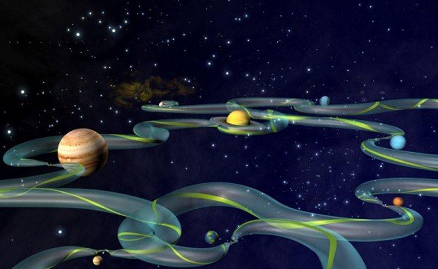 Необычные факты о нашей Вселенной