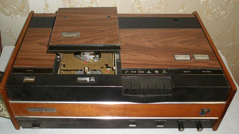 Видеомагнитофоны в СССР
