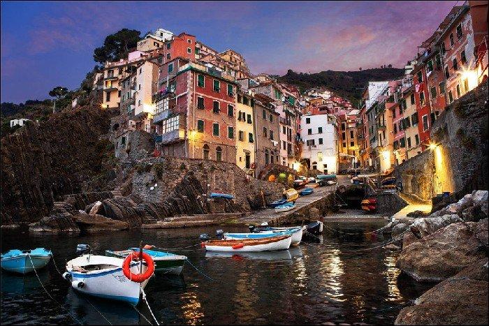 12 самых живописных деревень и провинциальных городков