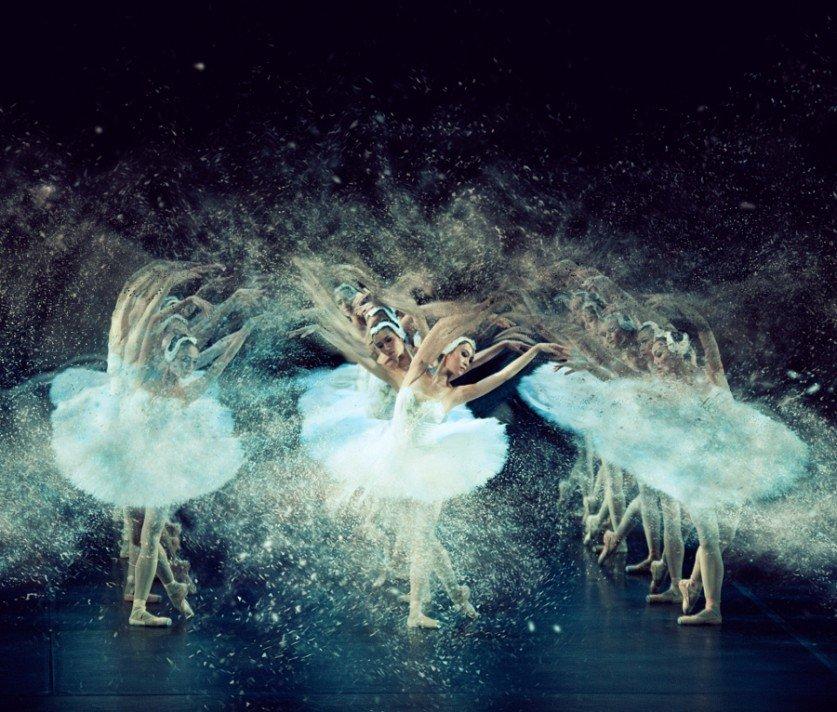 Танцоры в объективе Пистола Уиша