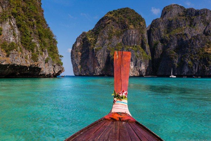 Андаманское море: острова Пхи-Пхи