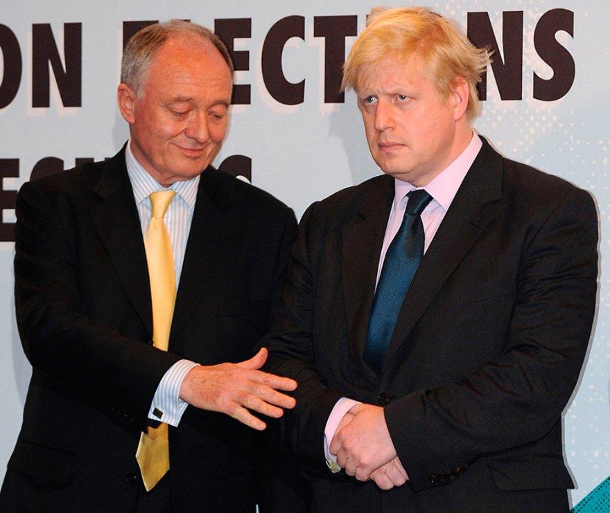 Политик и журналист Борис Джонсон