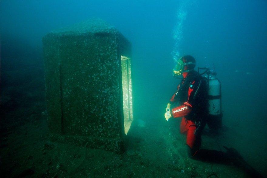 Город, потерянный под водой