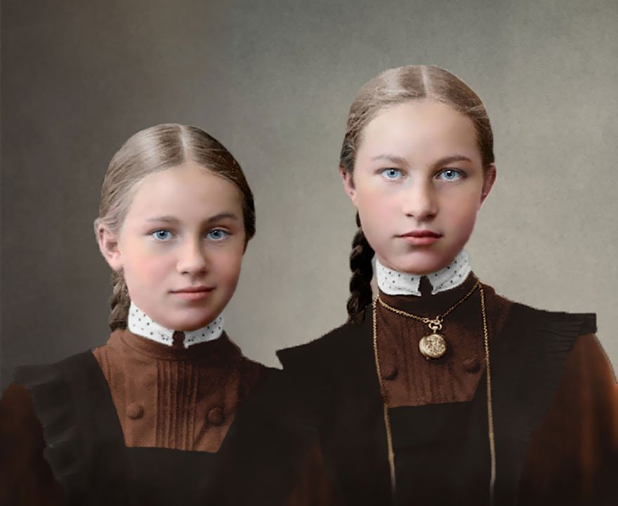 Исторические фотографии о русских людях