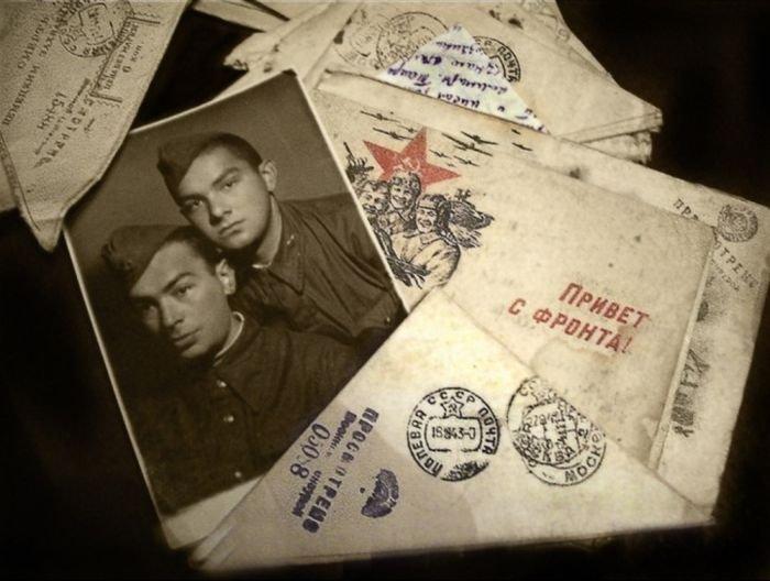 Письма, которые трогают до глубины души (7 фото + текст)