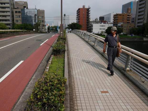 Хиросима после бомбардировки и спустя 70 лет