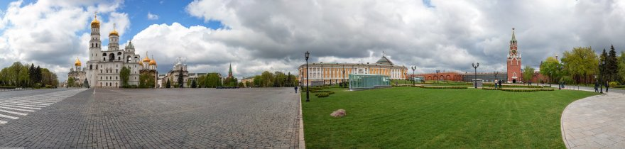 Парк в Кремле