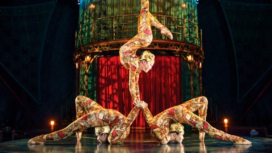 История самого знаменитого цирка Cirque du Soleil