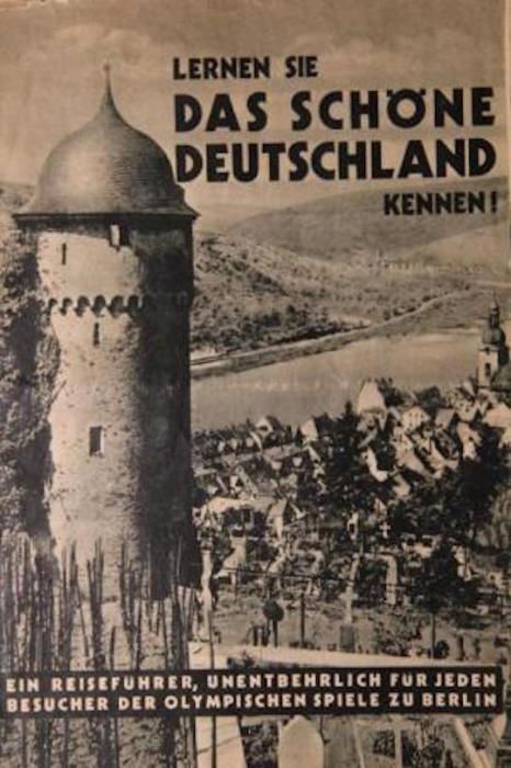 Антифашистские буклеты, изданные в нацистской Германии