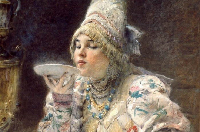 О красоте русских барышень, или Какая диета была приемлема в допетровскую эпоху