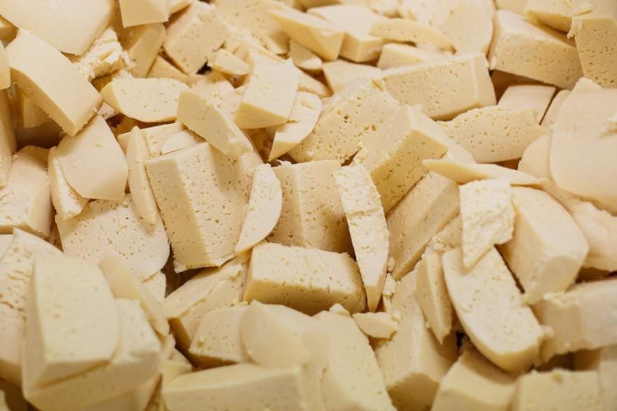 Процесс изготовления плавленного сыра