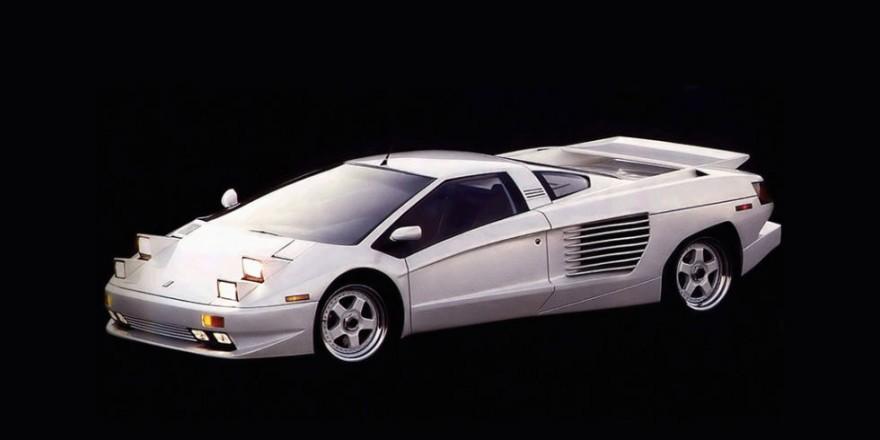 Суперкары из 90-х