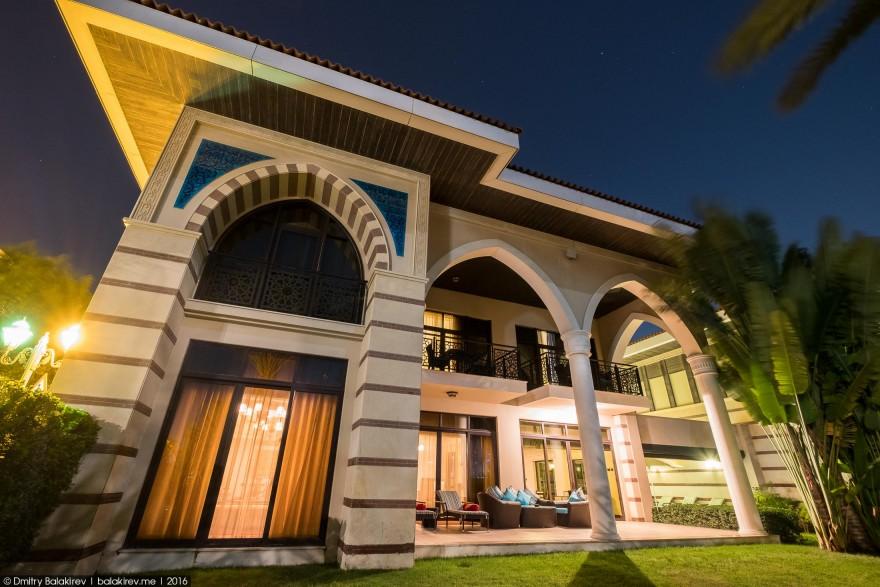 Чрезвычайно дорогой отдых в Дубае