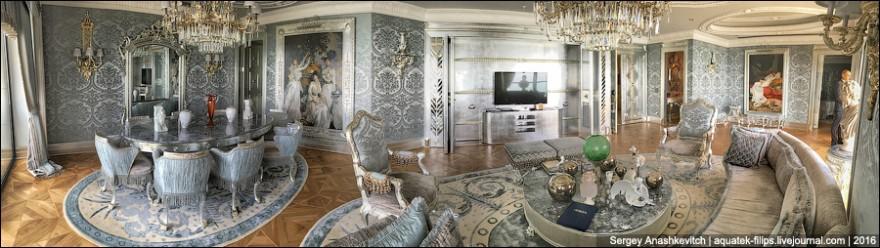 Полмиллиона рублей за номер в отеле
