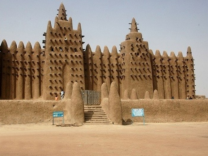 Древние архитектурные чудеса, которые стоит увидеть